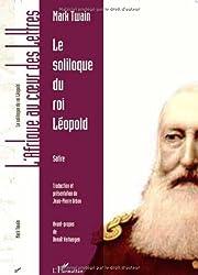 Le soliloque du roi Léopold