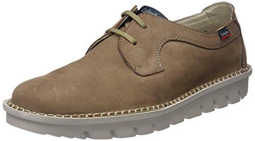 Callaghan Amon, Zapatos de Cordones Oxford para Hombre, Negro (Black), 43 EU