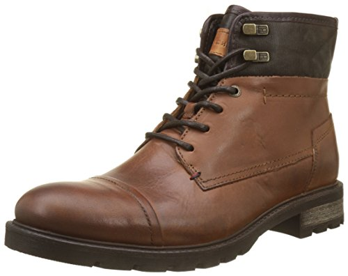 Tommy Hilfiger C2285urtis 13a, Bottines homme Marron (Winter Cognac)