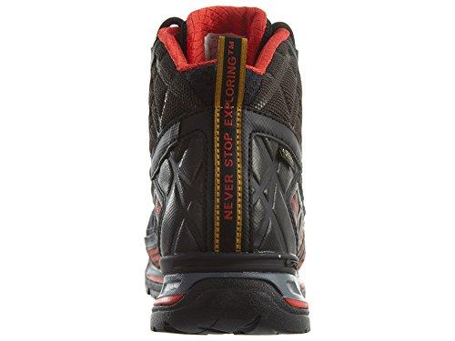 The North Face M Ultra Gtx Surround Mid, Chaussures de Marche Homme Nero (Tnfblk/Pncnaorg)