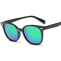 Aierwish Damen Neue Bunt Sonnenbrille Mit Brillenbox (4)