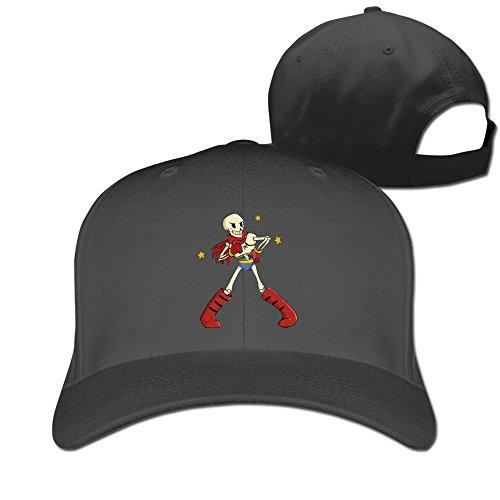 thna-undertale-papyrus-and-sans-logo-adjustable-fashion-baseball-hat-one-size