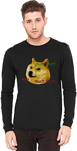 doge-such-style-long-sleeve-t-shirt-100-preshrunk-jersey-cotton-dtg-printing-unique-custom-knit-swea