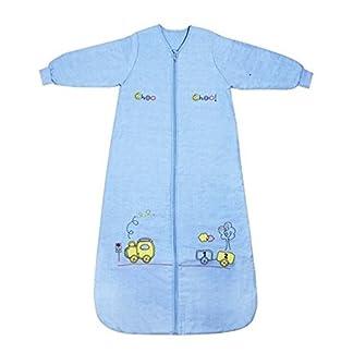 Saco de repetición Baby Saco de dormir de invierno manga larga 3.5tog–Tren de–Disponible en varias tallas: de 0a 6años