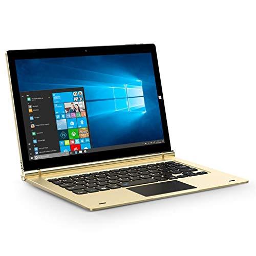 Wokee Teclast Tbook 10S (10,1 Zoll - Full HD) Notebook (Atom Z8350 Grafik-4 GB RAM-64 GB ROM1920x1200 IPS-HDMI, Webcam, Bluetooth, USB 3.0, WLAN, Windows 10+ Android 5.1 -