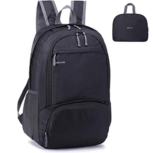 Sports & Entertainment Camping & Hiking Systematic 20-35l Unisex Outdoor Backpack Camping Pvc Waterproof Folding Mountaineering Bag Lightweight Travel Sports Rucksack For Hiking A Wide Selection Of Colours And Designs