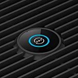 Philips AC0820/30 Series 800 Compact Air Purifier for Small Rooms with Real Time Air Quality Feedback, Anti-Allergen, Reduces Odours and Gases, HEPA Filter, 22 W