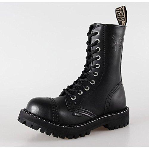 steel-10-buchi-stivali-anfibi-in-pelle-color-nero-punta-di-ferro-punk-con-tappo-in-acciaio