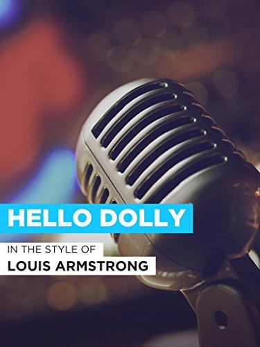 Hello Dolly im Stil von