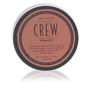 American Crew Pomada Fijadora (Fijación Media y Brillo Alto) 50 g