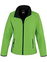 Result Core Damen Softshell-Jacke, bedruckbar