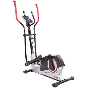 Ultrasport Bicicleta elíptica XT-Trainer 1000A con sensores de ...