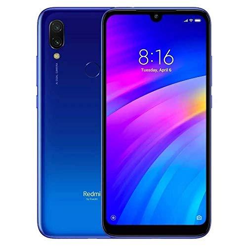 Xiaomi Redmi 7 15,9 cm (6.26') 3 GB 32 GB SIM Doble 4G Azul 4000 mAh -...