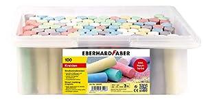 Eberhard Faber 526599Calle Veces Tiza, Cubo de 100
