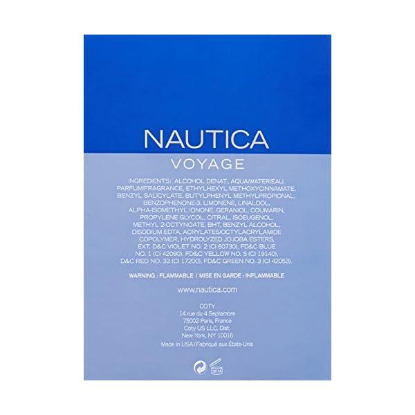 Nautica Voyage by Nautica 3.4 oz EDT Cologne for Men New In Box