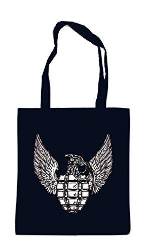 Wings Of Grenade Sac Noir Certified Freak