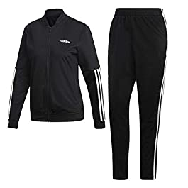 548d7bb75729 adidas Back2basics 3 Stripes Tracksuit, Tuta Donna ...