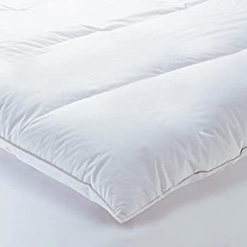 Linens Limited Goose Feather And Down Mattress Topper, Single