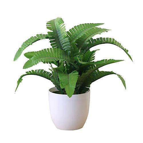 XdiseD9Xsmao Casi Verde Falso Verde Planta Artificial