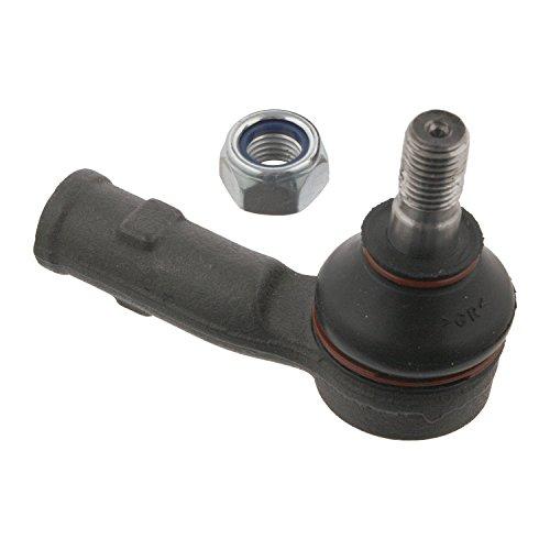 febi bilstein 14324 ProKit - Spurstangenendstück / Spurstangenkopf mit Sicherungsmutter (Vorderachse rechts), 1 Stück