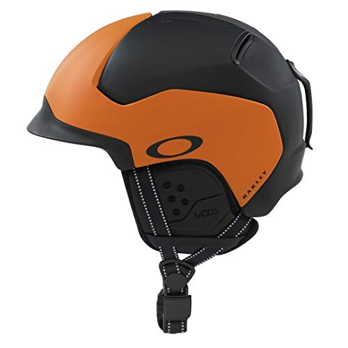 Oakley Gold Braun 2018 Mod5 Snowboard Helm (Large, Braun) -