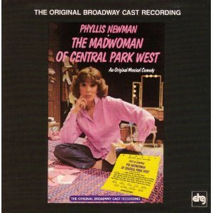 Madwoman of Central Park West by Phyllis Newman