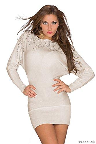 Luxestar - Pull - Robe pull - Femme Beige