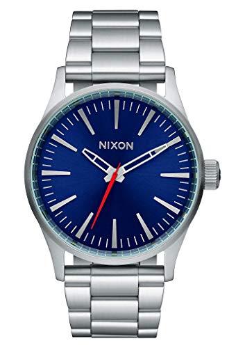 Nixon orologio analogico quarzo unisex con cinturino in acciaio inox a450-1258-00