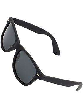 CGID MJ40 Occhiali Polarizzati Wayfarer – che Offrono Protezione Completa UV400 – Disponibili in 4 Colori – Completi...
