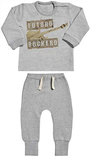 Spoilt Rotten SR - Futuro Rockero Regalo para bebé - Baby Gift...