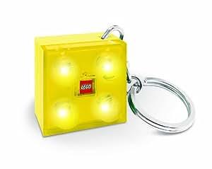Lego - KE3 - Accessoire Jeu de Construction - Flasher Porte Cle Clignotant Brique