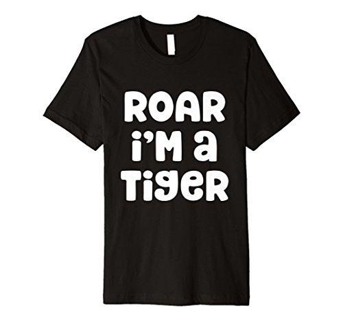 Roar I 'm a tiger Kostüm Halloween -