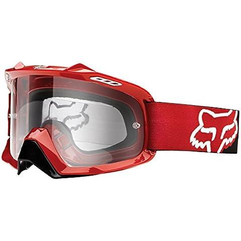 Gafas Fox AIRSPC Killa Red/Clear 2015Goggles