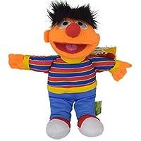 ed305b12bc Ernie aus der Sesamstraße Kuscheltier Stofftier Teddy Plüschfigur Puppe 31cm