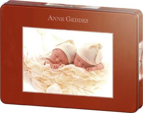 Schmidt Spiele 59803 - Puzzle de 1000 Piezas en Caja de Metal, diseño de Foto de bebé de Anne Geddes