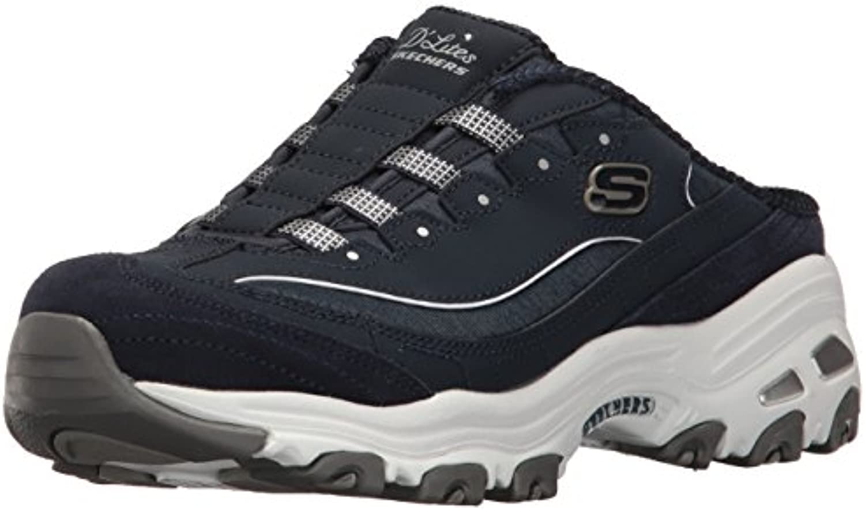 Mr.   Ms. Skechers Sport D39;lites Slip-On Mule scarpe da ginnastica Commercio all'ingrosso moderno La moda principale   Elegante E Robusto Pacchetto    Maschio/Ragazze Scarpa