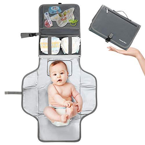 Pomelo best Cambiador portatil pañales bebe Impermeable