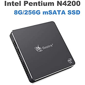 Mini PC Beelink,T45 Windows 10 Mini Computer Desktop Intel Pentium ...