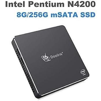 Mini PC Beelink,T45 Windows 10 Mini Computer Desktop Intel Pentium ...