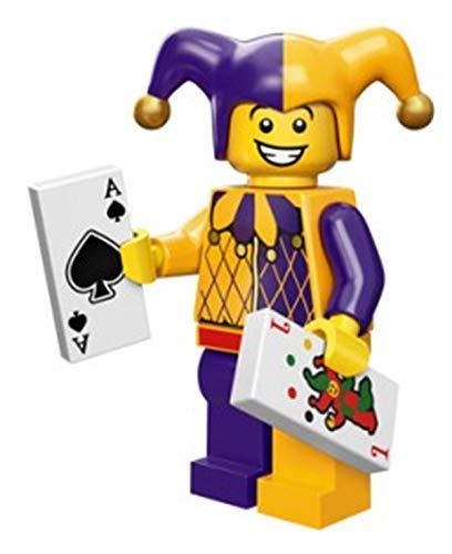 LEGO Minifigur - Serie 12 - Jester - 71007 - Serie 12