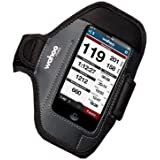Wahoo Fitness 4066 Brassard pour iPhone 3, 4 et 5 et Samsung Galaxy S3 Gris