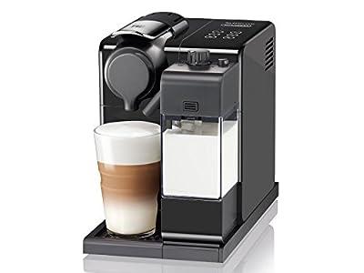 De'Longhi Lattissima Touch-EN560.S Lattisima Touch Nespresso Coffee Machine, Plastic, 1400 W