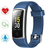 YONMIG Orologio Fitness Tracker, Smartwatch Pressione Sanguigna...