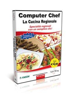 COMPUTER CHEF-LA CUCINA REGIONALE