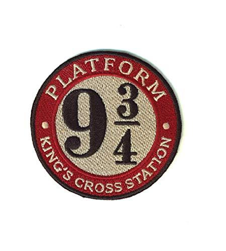 ⭐️ Parche Termoadhesivo Harry Potter Platform