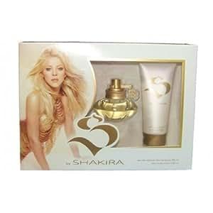 Eau de toilette, Deodorant S BY SHAKIRA - COFFRET 2 UNITÉES - Presentation : gift set - Capacity : 50 ml