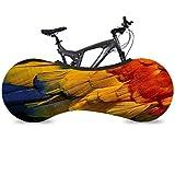 HoneybeeLY Copertura per Bicicletta, Coperchio Protettivo Universale per Bicicletta, Pratico copricerchio per Pneumatici per gomme da Strada per Pneumatici da 26-28 Pollici
