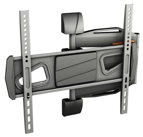 RICOO Fernsehhalterung S0944 Wandhalterung TV Schwenkbar Neigbar Halterung Wandhalter LED LCD Flachbild-Fernseher 76-140cm/30-42-50-55 Zoll - 4