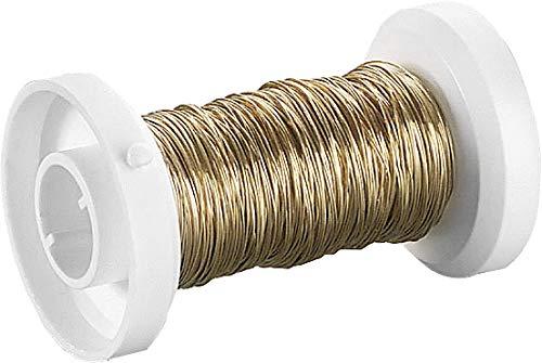 Knorr Prandell 6465765 Fils 35 m/0,25 mm, doré