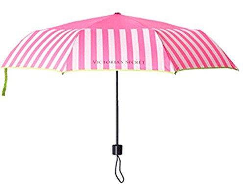 Victoria's Secret-Ombrello pieghevole, motivo a righe